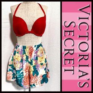 Vintage Victoria's Secret Floral Sleep Shorts